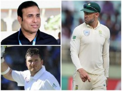 Laxman And Smith Unimpressed By Faf Du Plessis Captaincy In Second Test