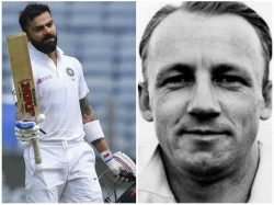 Indian Captain Virat Kohli Beats Australian Legend Don Bradman In Tests
