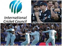 Icc Scraps Bondary Count Rule Super Over To Be Repeated