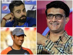 Ganguly Wants Kohli To Focus On Winning Big Tournaments For India