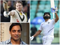 Rohit Sharma Will Surprass Steve Smith Says Former Pak Legend Akhtar