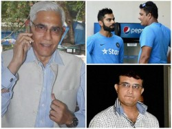 Tried His Best To Keep Kumble As Indian Coach Says Vinod Rai
