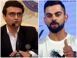 Kohli Is Agreeable To Day Night Test Matches Says Bcci President Ganguly