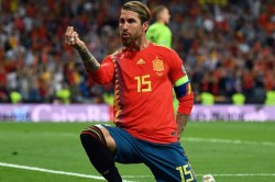Sergio Ramos Want To Play For Spain At Tokyo