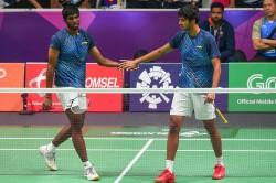Satwiksairaj Rankireddy Chirag Shetty Settle For Silver In French Open