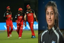 Rcb Appointed Women In Their Supporting Staff