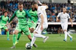 Real Madrid Win Leganes In La Liga