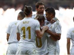 Laliga Real Madrid Beat Granada