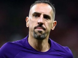 French Player Frank Ribery Facing Lengthy Ban For Twice Shoving Linesman