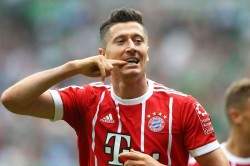 Real Madrid Try To Sign With Robert Lewandowski