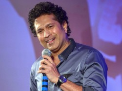 Was Nt Selected When Appeared For First Selection Trials Says Batting Legend Sachin