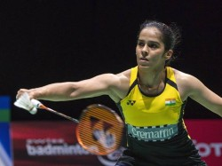 Saina Nehwal Marches Into 2nd Round Of French Open Badminton