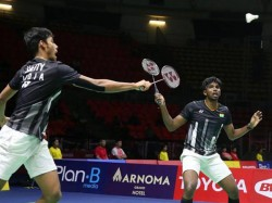 French Open Satwiksairaj Rankireddy Chirag Shetty Beat World Champions