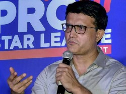 Sourav Ganguly Likely To Be New Bcci President