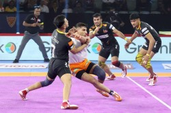 Pro Kabaddi League Telugu Titans Vs Puneri Paltan
