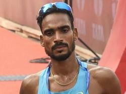 T Gopi Finishes 21st In World Athletics Championships Marathon