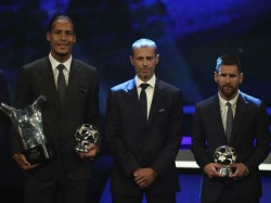 Ballon D Or Shortlist Messi Ronaldo And Others
