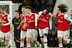 Uefa Europa League Arsenal Manchester United Wins