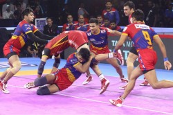 Pro Kabaddi League Up Yoddha Bengaluru Bulls