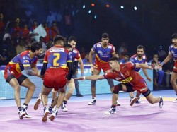 Pro Kabaddi League Up Yoddha Vs Dabang Delhi