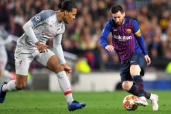 Messi Speak About Virgil Van Dijik