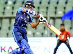Yashasvi Jaiswal Hit Double Hundred In Vijay Hazare Trophy