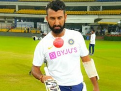 Indian Team Practice With Pink Ball Ahead Of Kolkata Test