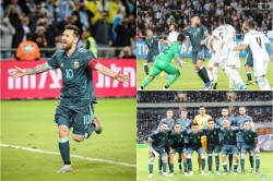 Messi Rescues Argentina To Draw Against Uruguay