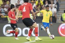 Brazil Vs South Korea Friendly Match Result