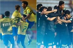 Under 17 World Cup 2019 Brazil Mexico Enter Finals
