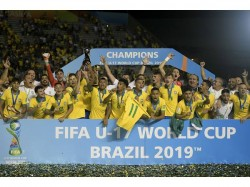 Brazil Crowned Under 17 World Cup