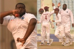 West Indies Vs Afghanistan Test Afghanistan Face Batting Collapse