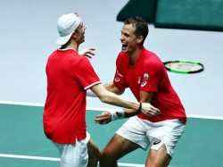 Davis Cup Canada Beat Australia To Reach Semifinals