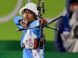Asian Archery Championships Deepika Kumari Wins Gold Earn Olympic Quota