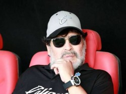 Diego Maradona Will Stay As Gimnasia Coach