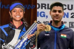 Issf World Cup Finals Elavenil Valarivan Divyansh Panwar Clinch Golds