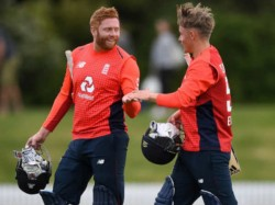 England Beats Newzealand In First T20 Match