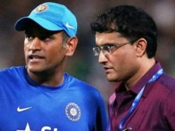 Dhoni S Future Cannot Be Discussed In Public Says Ganguly