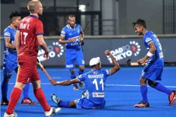India Beat Russia In Olympic Hockey Qualifier