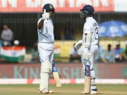India Vs Bangladesh 1st Test Mayank Agarwal Knocks Brilliant Double Ton