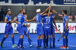 Tokyo 2020 Olympics Hockey India