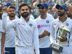 Indian Captain Kohli Suggests Changes In World Championship Format