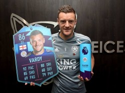 Jamie Vardy Is Crowned As Premier League Player Of The Month
