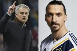 Jose Mourinho Wants Zlatan Ibrahimovic At Tottenham