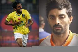 Former Kerala Blasters Player Sushanth Mathew Retired