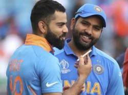 Rohit Sharma Overtakes Kohli As Leading Scorer For India In T