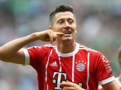 Ramos As Toughest Opponent Lewandowski