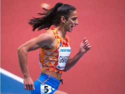 Madiea Ghafoor Dutch Olympic Sprinter Jailed In Drug Smuggling Case