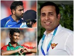 Former Batting Legend Vvs Laxman Predicts India Bangladesh T20 Series Result