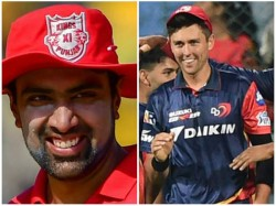 Kings Eleven Punjab Trade Spinner R Ashwin To Delhi Capitals